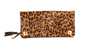 Sophie Clutch, Jada Loveless Sophie, Jada Loveless clutch, foldover clutch, jada loveless foldover clutch, calf hair clutch, jada loveless calf hair, haircalf clutch