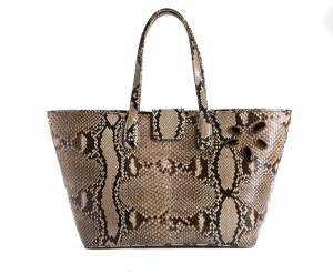 natural python tote, python tote, python bag, St. Tropez, St. Tropez Shopper, Jada Loveless shopper, jada loveless st. tropez, jada loveless, jada loveless resort, jada loveless resort collection, jada loveless tote, jada loveless bag, jada loveless python, python tote,