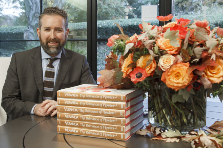 On Our Reading List: The Romance of Flowers