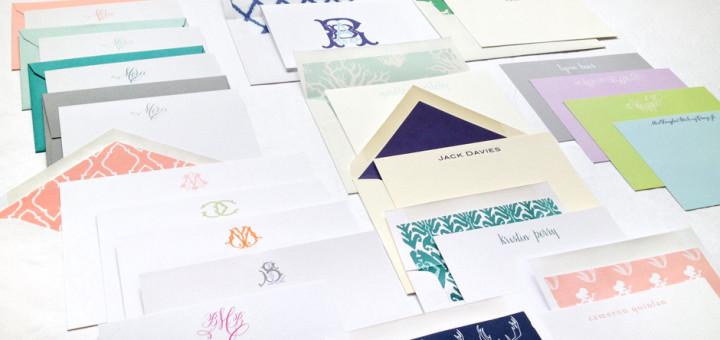 5 Questions for: Stationer + Calligrapher Ginna Emmet