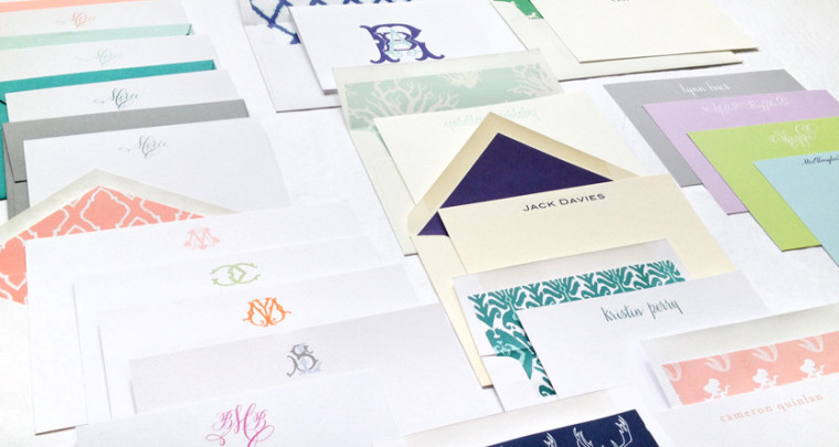 5 Questions for: Stationer + Calligrapher Ginna Emmet