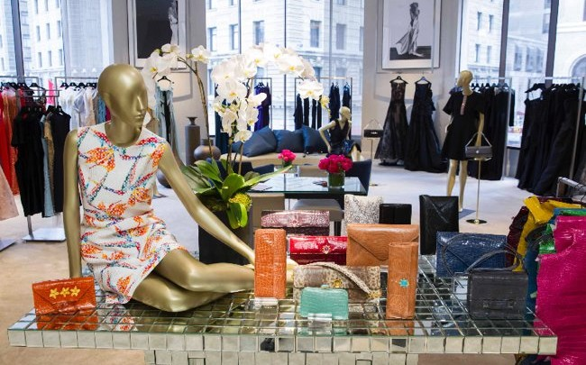 Saks San Francisco Tea and Trunk Show