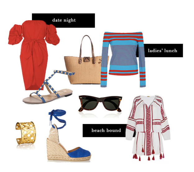 Jada's Nantucket Packing List