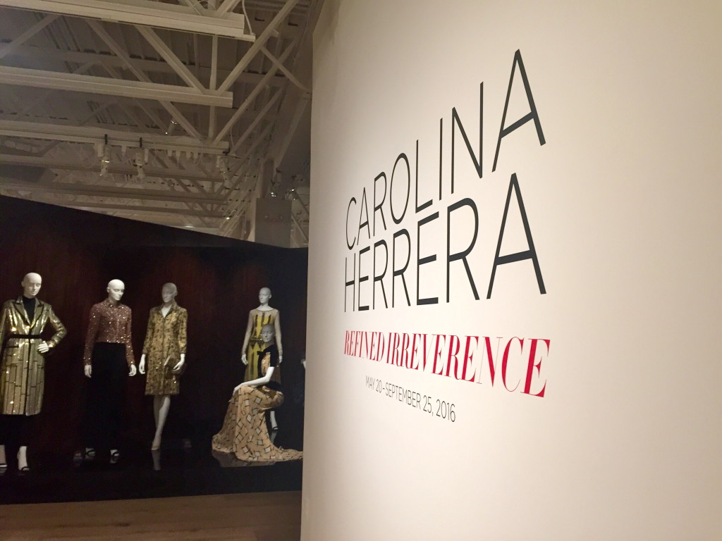 SCAD FASH, Scad Museum of fashion + film, Carolina Herrera, Refined Irreverence, SCAD Atlanta
