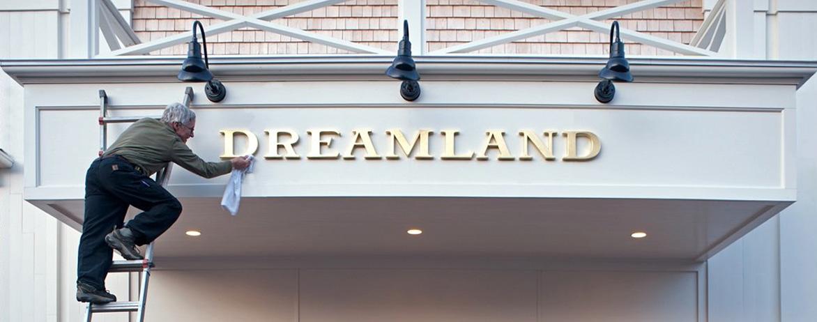Dreamland theatre, Nantucket, Jada Loveless, Summer Cocktails, Dreamland Gala, Dreamland Foundation