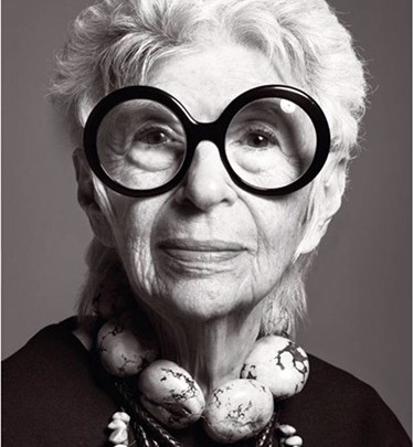 Lady We Love: Iris Apfel