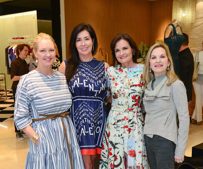 Jada Loveless Spring Collection Launch Reception at Saks Fifth Avenue